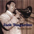 JACK TEAGARDEN Muskrat Ramble [Vancouver 1958] album cover